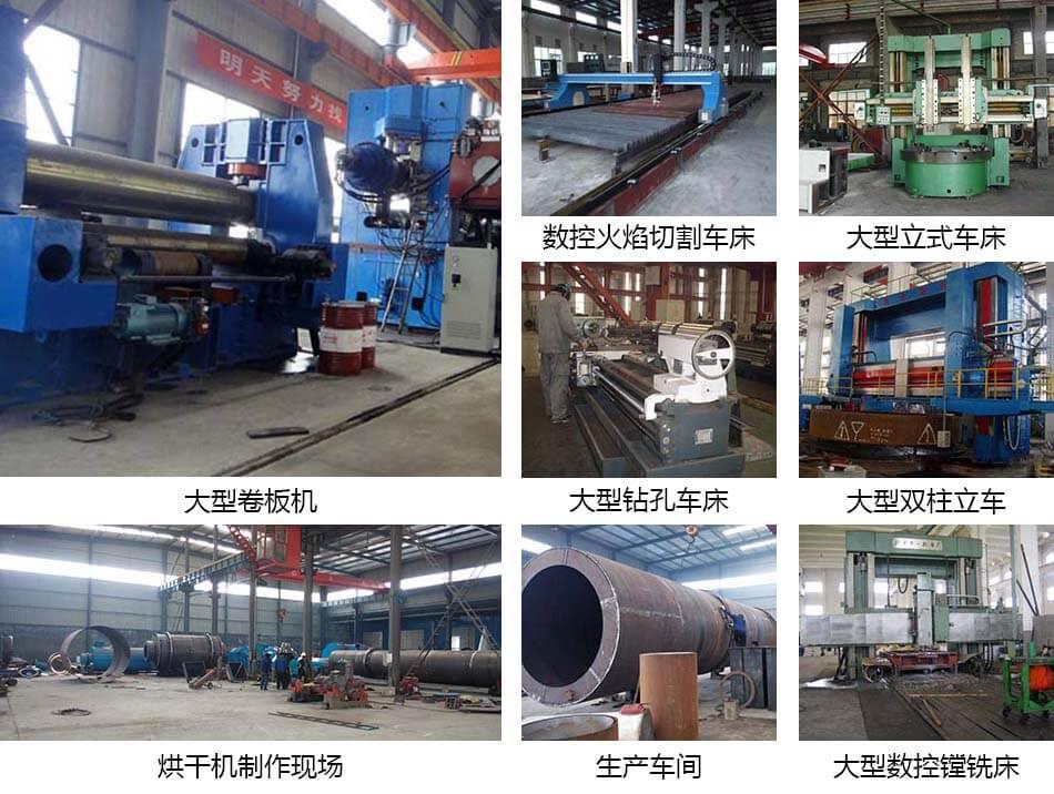 郑州乾之昇机械有限公司生产实力
